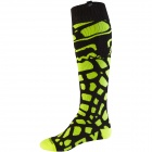 Chaussettes Cross FOX Coolmax Thin Grav Black Yellow 019