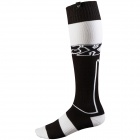 Chaussettes Cross FOX Fri Imperial Black White