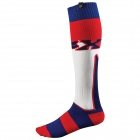 Chaussettes Cross FOX Fri Imperial Red White Blue