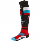 Chaussettes Cross FOX Fri Rohr Thin Black 001