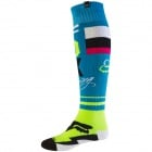 Chaussettes Cross FOX Fri Rohr Thin Teal 176
