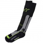 Chaussettes Cross Alpinestars Pro Coolmax Socks Green