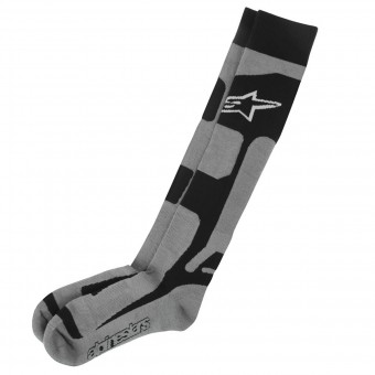 Chaussettes Cross Alpinestars Tech Coolmax Socks Gray