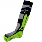 Chaussettes Cross Alpinestars Tech Coolmax Socks Green