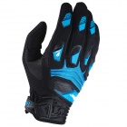 Gants Cross Thor Deflector Black Blue