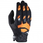 Gants Cross Thor Deflector Black Orange