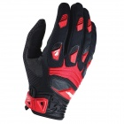 Gants Cross Thor Deflector Black Red