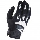 Gants Cross Thor Deflector Black White