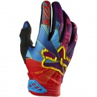 Gants Cross FOX Dirtpaw Radeon Blue