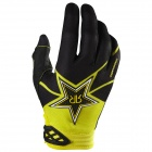 Gants Cross FOX Dirtpaw Rockstar Black Yellow