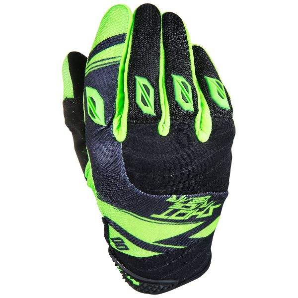 Gants Cross SHOT Contact Claw Neon Green Black