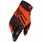 Gants Cross SHOT Contact Raceway Orange Neon