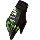 Gants Cross SHOT Devo Capture Black Green Enfant