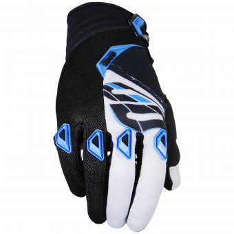 Gants Cross SHOT Devo Fast Blue Black Enfant