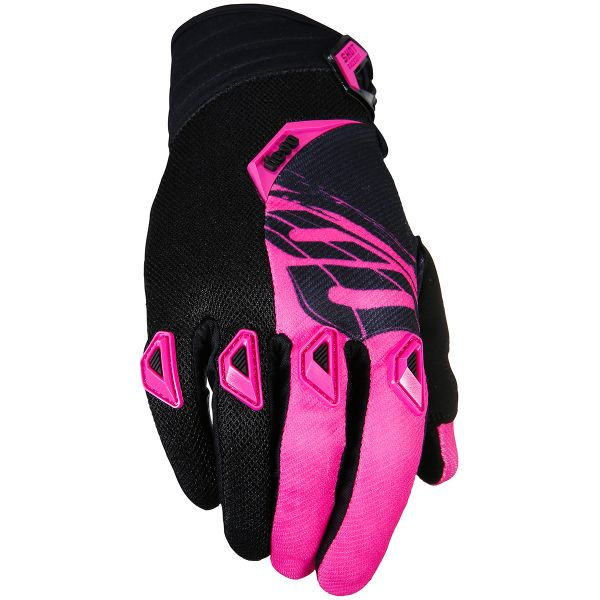 Gants Cross SHOT Devo Fast Pink Black Enfant