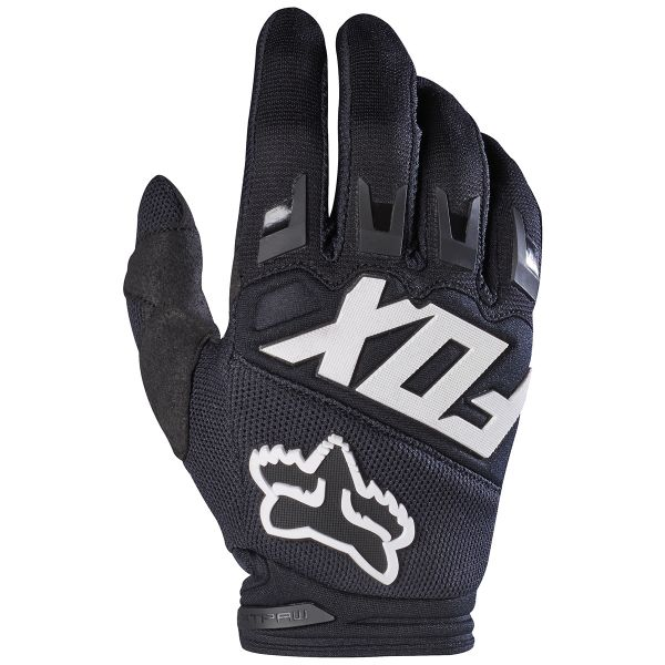 Gants Cross FOX Dirtpaw Black Enfant 001