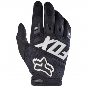 Gants Cross FOX Dirtpaw Race Black 001