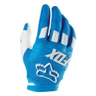 Gants Cross FOX Dirtpaw Race Bleu
