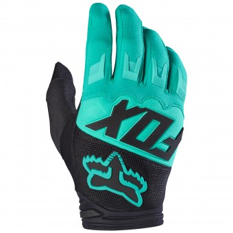 Gants Cross FOX Dirtpaw Race Green 004