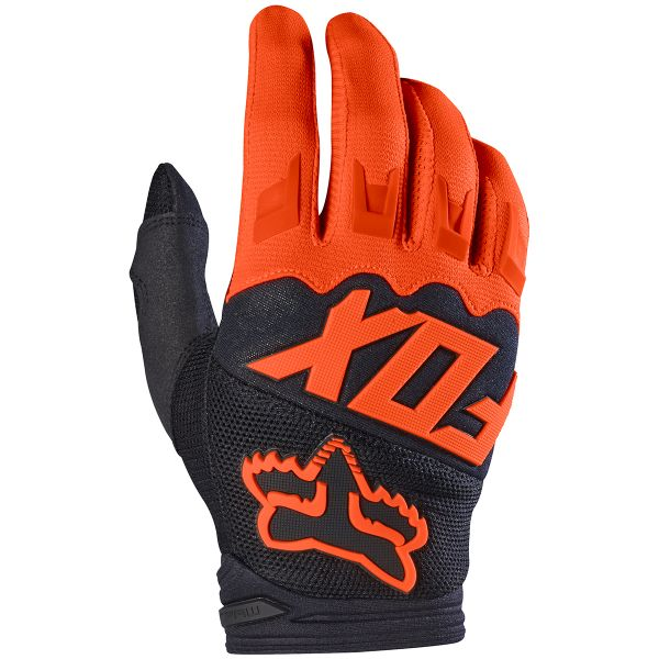 Gants Cross FOX Dirtpaw Race Orange 009