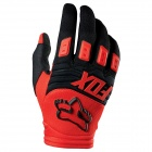 Gants Cross FOX Dirtpaw Race Rouge