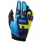 Gants Cross FOX Dirtpaw Vandal Yellow Blue