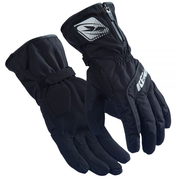 Gants Cross Kenny Extreme Black White