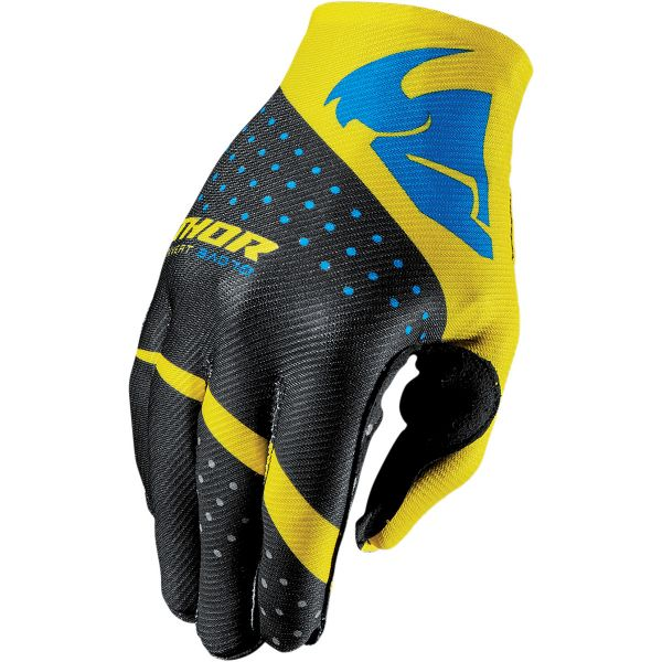Gants Cross Thor Invert Rhythm Yellow