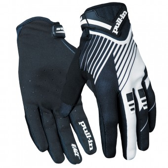 Gants Cross pull-in Lite Stripes Black White
