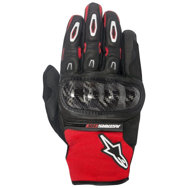 Gants Cross Alpinestars Megawatt Enduro Black Red