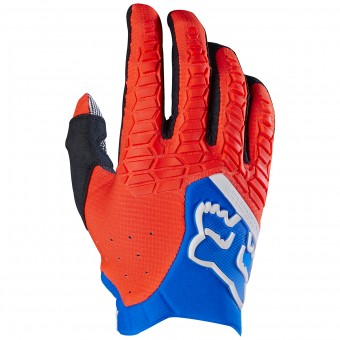 Gants Cross FOX Pawtector Orange (009)