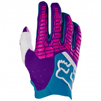 Gants Cross FOX Pawtector Teal (176)