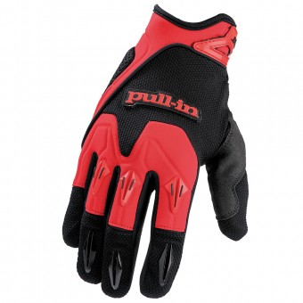 Gants Cross pull-in Pro Red