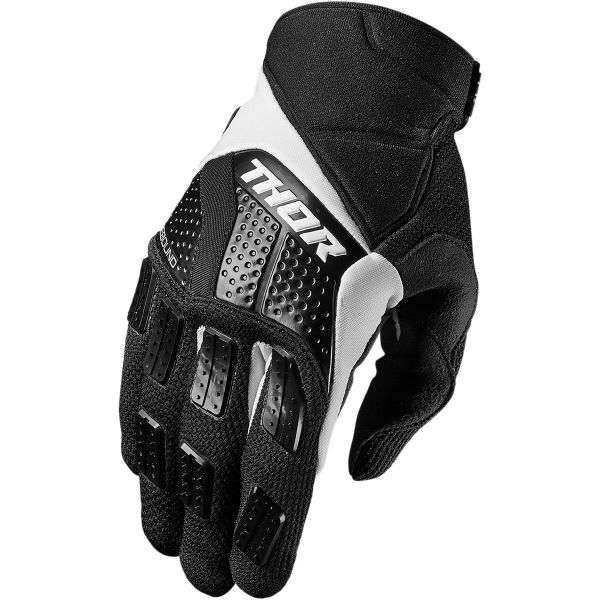 Gants Cross Thor Rebound Black White