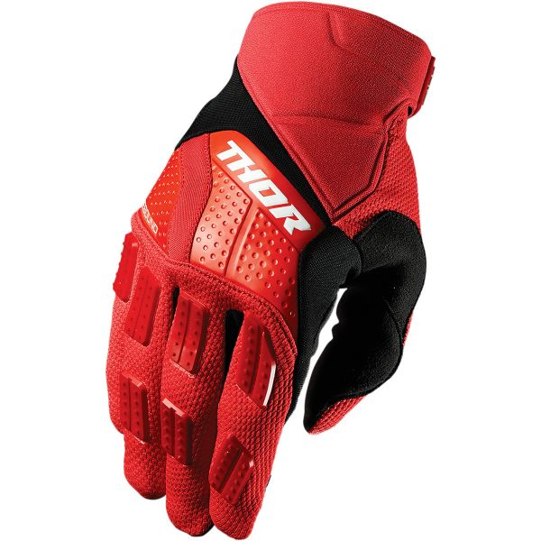 Gants Cross Thor Rebound Red