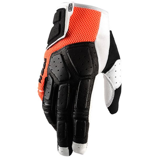 Gants Cross 100% Simi Orange