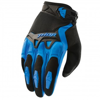 Gants Cross Thor Spectrum Bleu
