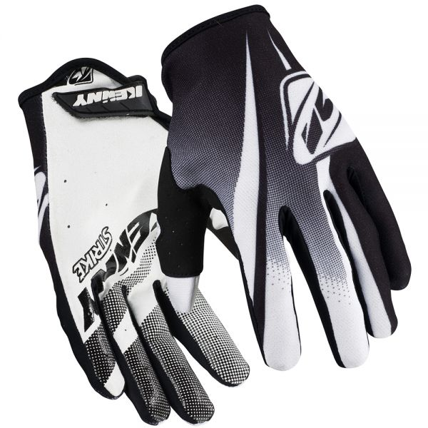 Gants Cross Kenny Strike Black White