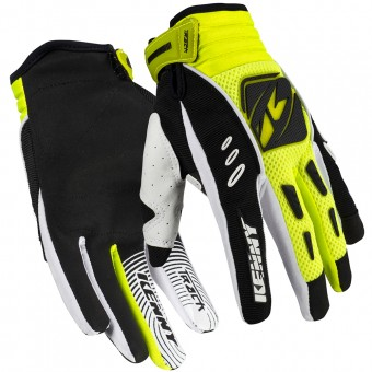Gants Cross Kenny Track Neon Yellow Enfant