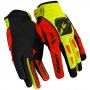 Gants Cross Kenny Track Neon Yellow Orange