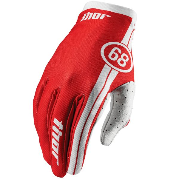 Gants Cross Thor Void Course Red Enfant