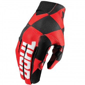Gants Cross Thor Void Plus Chex Red