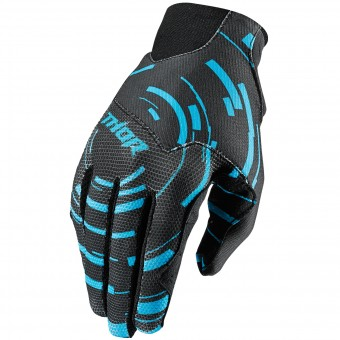 Gants Cross Thor Void Plus Circulus Cyan Enfant