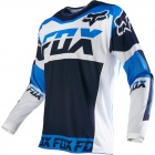 Maillot Cross FOX 180 Mako White (008)