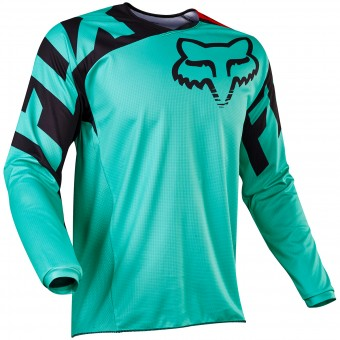 Maillot Cross FOX 180 Race Green 004