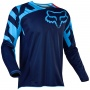 Maillot Cross FOX 180 Race Navy 007