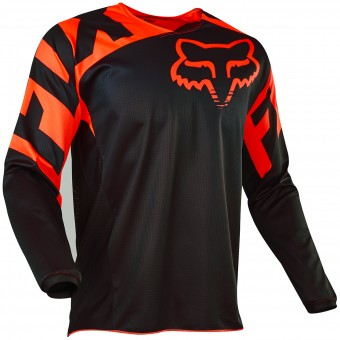 Maillot Cross FOX 180 Race Orange Enfant 009