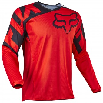 Maillot Cross FOX 180 Race Red 003
