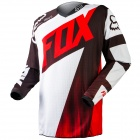 Maillot Cross FOX 180 Vandal Red Enfant