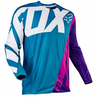 Maillot Cross FOX 360 Creo Teal Enfant 176